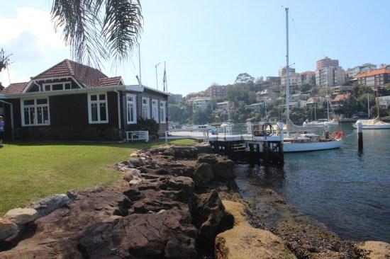 Sydney Amateur Yacht Club - the oldest yacht club in Australia