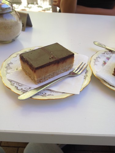 Chocolate Caramel Slice - an oldie but a goodie!