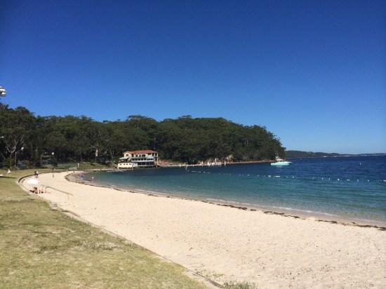 Little Beach at Nelson Bay