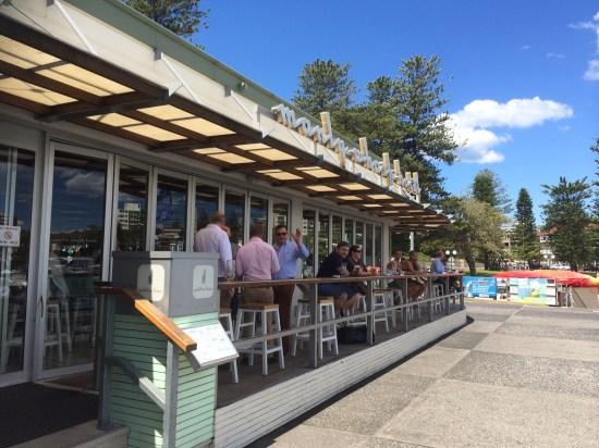 The Wharf Bar