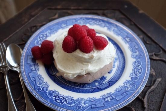 A gluten-free dessert