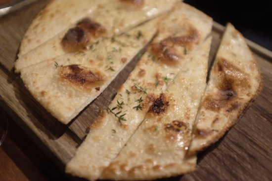 Wood-fired bread