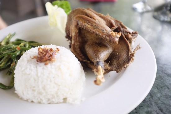 Tepi Sawah Crispy Duck