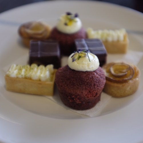 A selection of petit fours