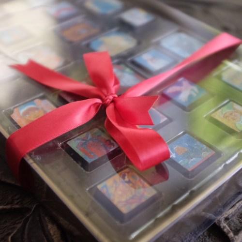 Beautifully gift boxed