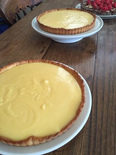 Pip's lemon tarts