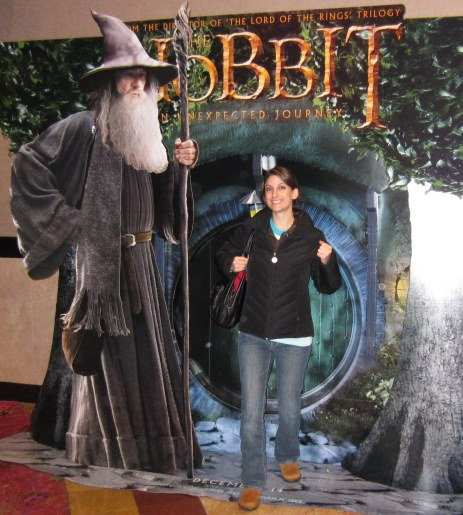 I'm ready Gandalf, let's go on an adventure!