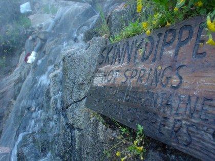 Skinnydipper Hot Springs
