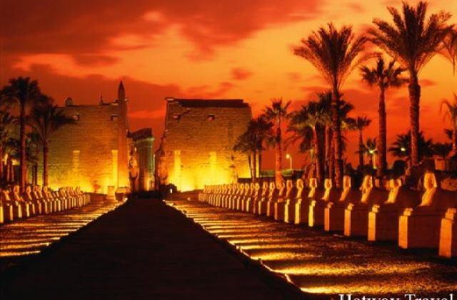 Отдых, туры в декабре в Египет