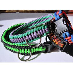 Small Crop Of Paracord Dog Collar