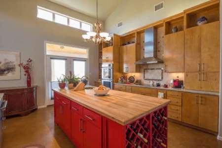 red kitchen decor kitchen design ideas red kitchen kitchen design red furniture 10
