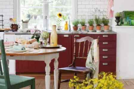 red kitchen decor kitchen design ideas red kitchen kitchen design red furniture