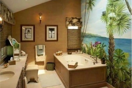 ombre bathroom bathroom decorating ideas bathroom design decorating trends 2017 interior design 2017 7