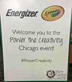 Make It a Crayola® Christmas – But Don't Forget Your Energizer® Batteries
