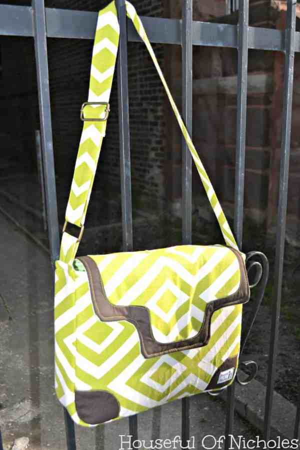 Sew Sweetness Lilium Laptop Bag