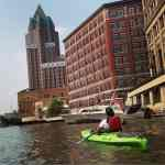 Want to Experience Peace? Go Kayaking #visitmke