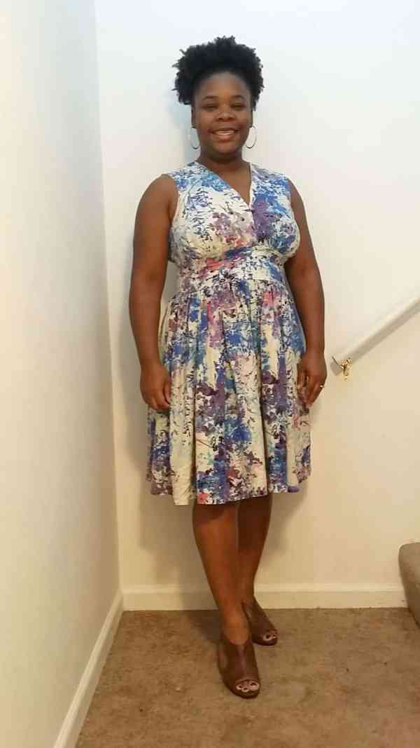 The Jenny Dress by Scientific Seamstress