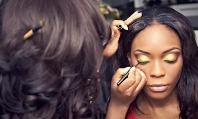 Make-up by Feyi Ash