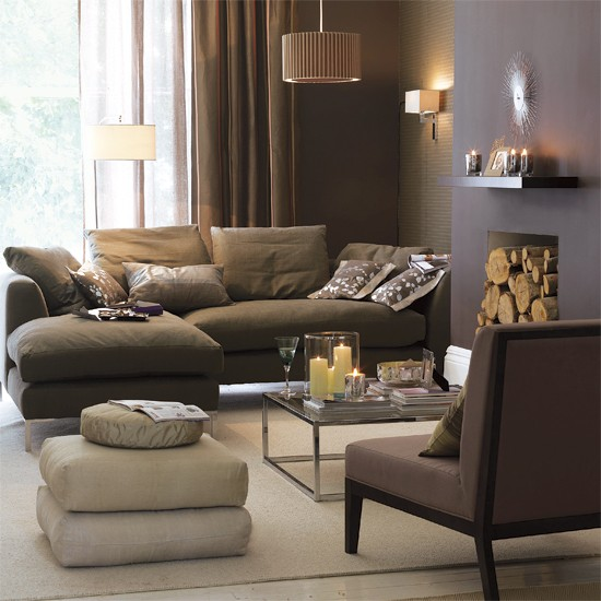 Neutral living room | ideas for neutral decorating | neutral schemes | PHOTO GALLERY | Housetohome