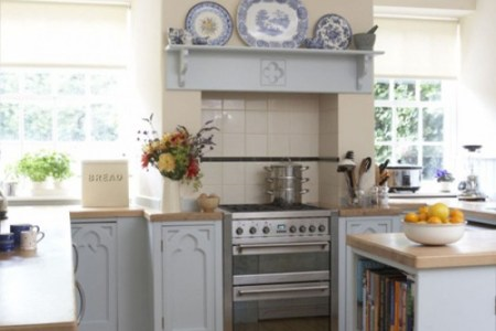 country cottage kitchen | kitchen design | decorating