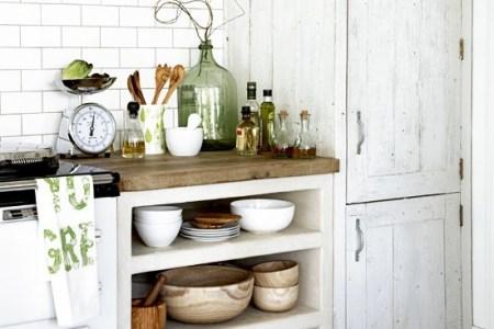 rustic kitchen storage | kitchen design ideas | kitchen