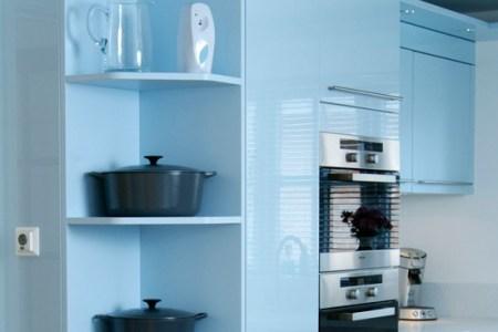 kitchen shelves corner shelves