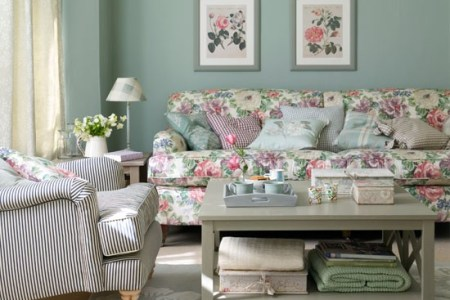 aquamarine country living room hg
