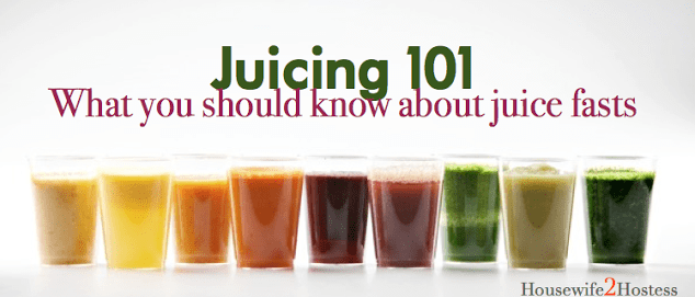3 Day Juice Fast