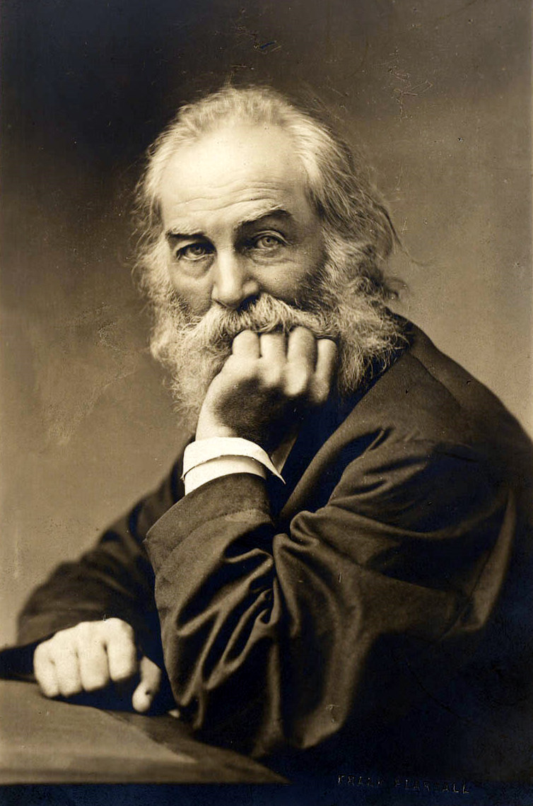 Song of Myself, V by Whitman