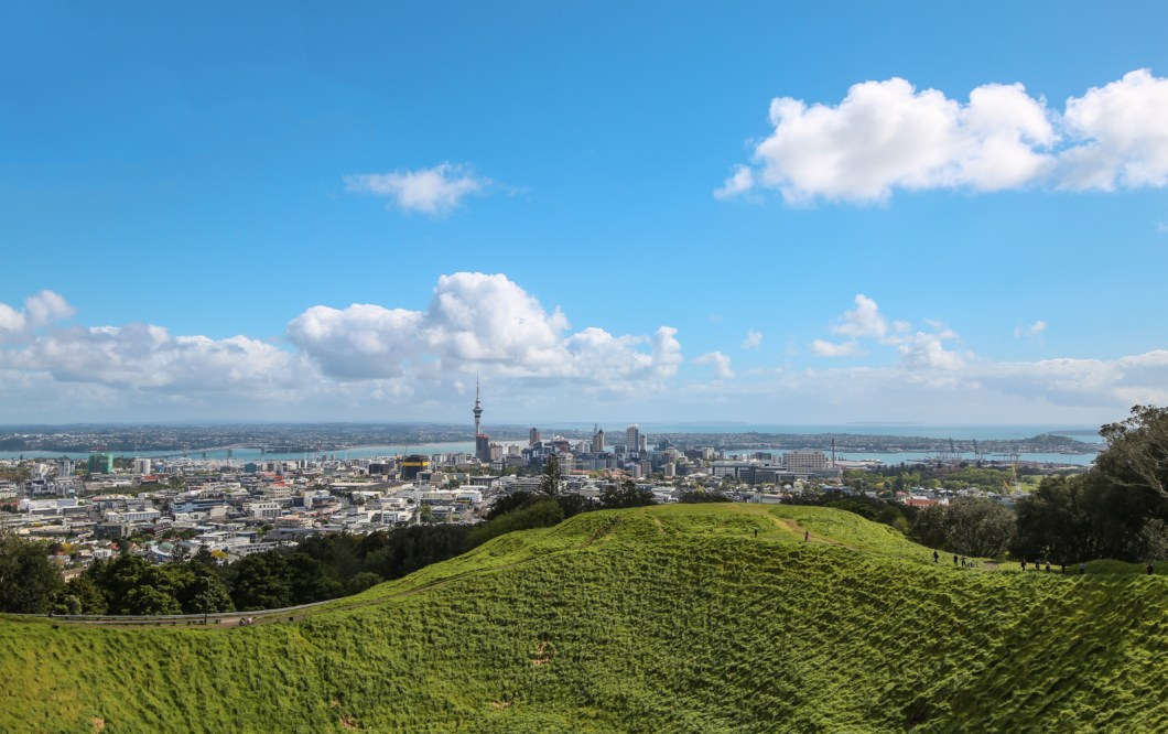 Auckland New Zealand | How Far From Home