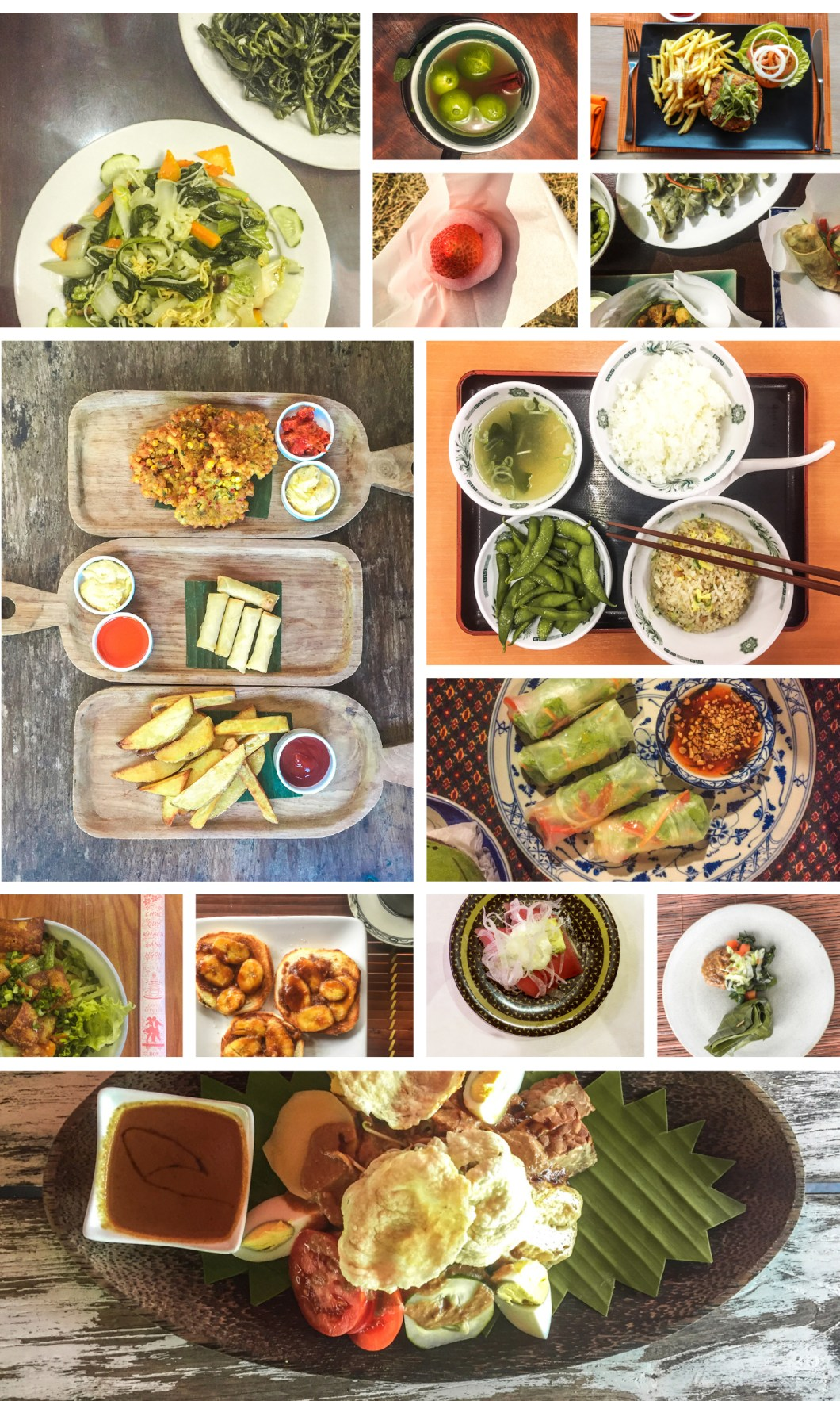 Asian Food | How Far From Home