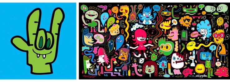 Jon Burgerman | How Far From Home