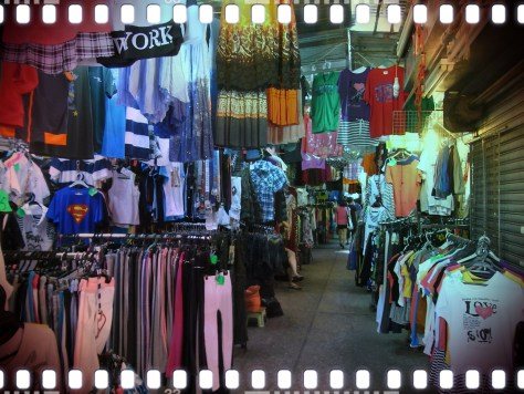 Consignment Shop Clothing