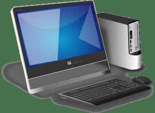 1computer