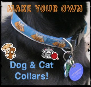 making dog and cat collars as a business