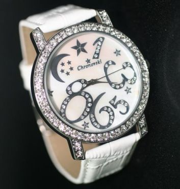 beautiful designer watch