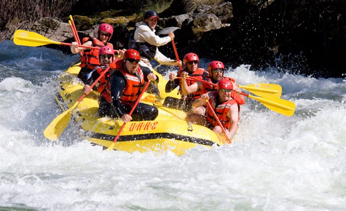 Merced_Whitewater_Rafting