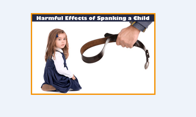the negative effects of spanking a child While previous studies have shown spanking can have negative effects on child development in the short term, carlo's study found children who faced physical discipline in infancy could continue to .