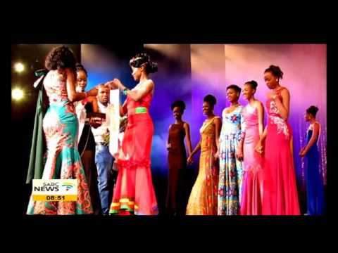 Rebecca Asamoah Crowned Miss Africa 2016