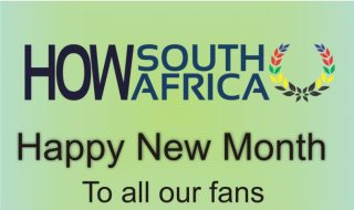 happy new month how south africa