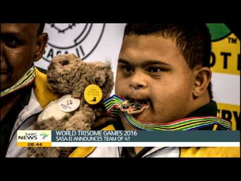 South Africa To Send 41 Athletes To Trisome Games