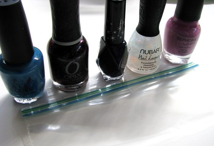 how to make your own nail transfers