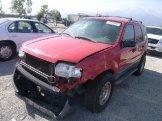 Ford Escape donated in California