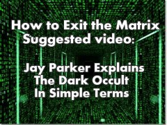 Jay Parker Explains The Dark Occult In Simple Terms