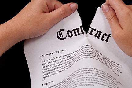 trhání-kontrakt-odvolat, zrušit