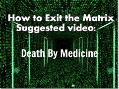 Video: Death by Medicine a film by Gary Null