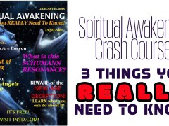 Spiritual Awakening Crash Course – 3 Things You REALLY Need To Know