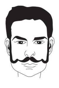 A la Souvarov Moustache Maintenance