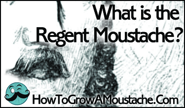 What is the Regent Moustache?
