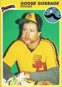 Best Moustaches in Baseball History